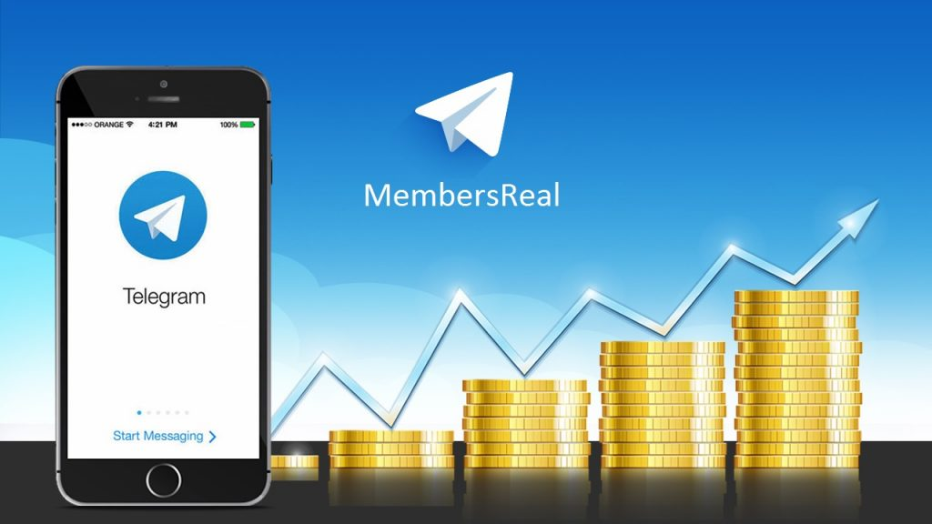 Buy Telegram Real Channel Member