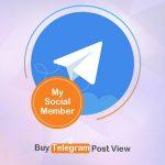 Buy Telegram Channel Post View